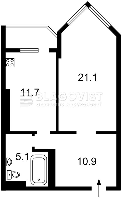 Квартира H-31792, Соломенская, 15а, Киев - Фото 4