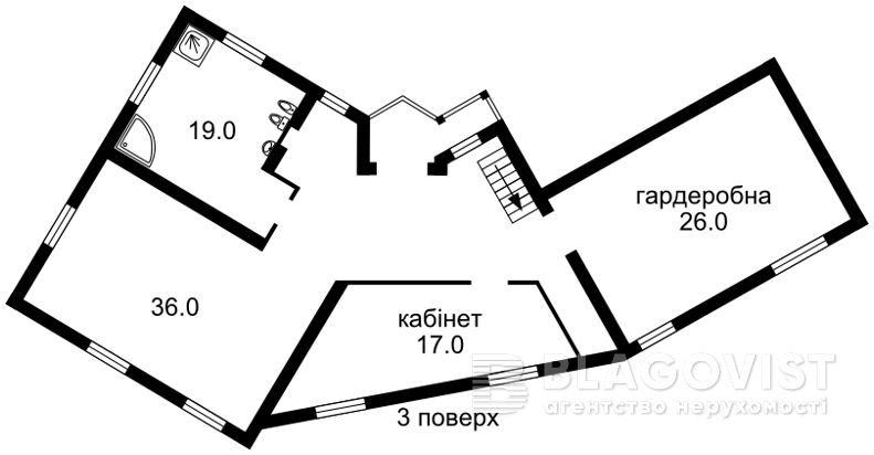 Будинок F-35504, Садова (Осокорки), Київ - Фото 6