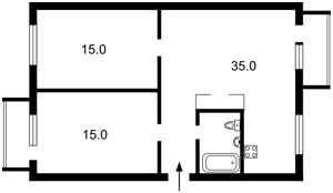 Квартира Орлика П., 9, Київ, X-24395 - Фото2