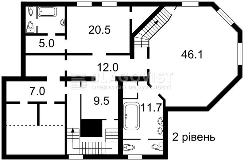 Квартира M-28944, Банковая, 1/10, Киев - Фото 5