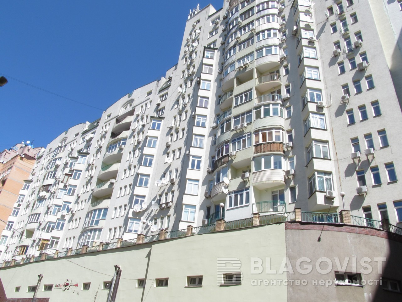 Офис, Дмитриевская, Киев, E-41063 - Фото 1