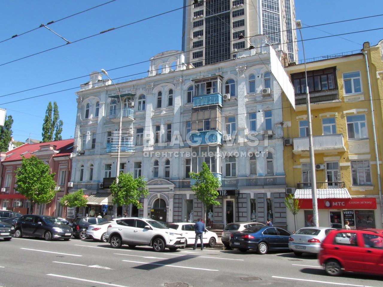 Квартира C-109340, Антоновича (Горького), 43/45, Киев - Фото 1