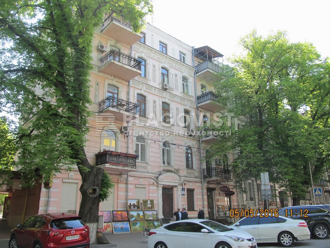 Квартира E-29100, Владимирская, 5, Киев - Фото 1