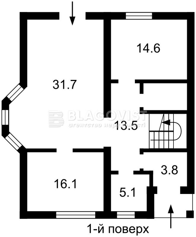 Дом P-15884, Осещина - Фото 4