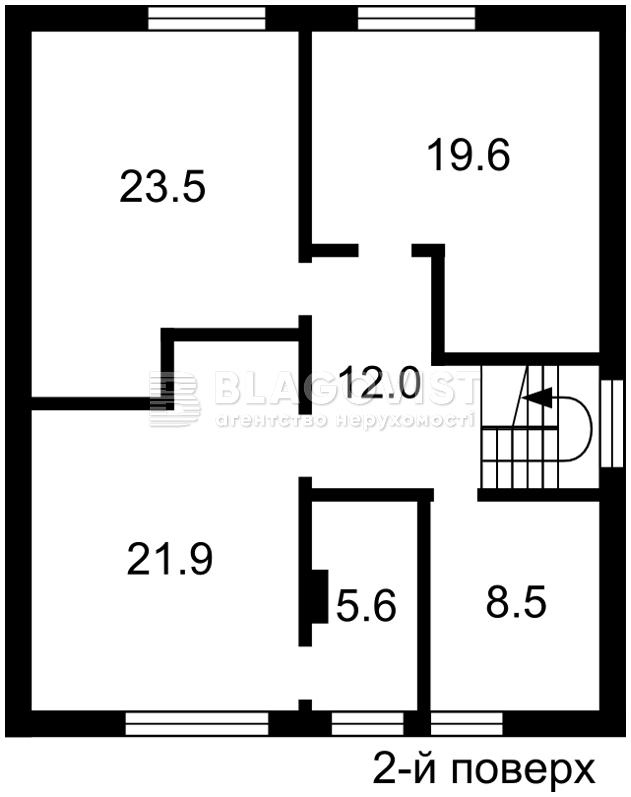 Дом P-15884, Осещина - Фото 5
