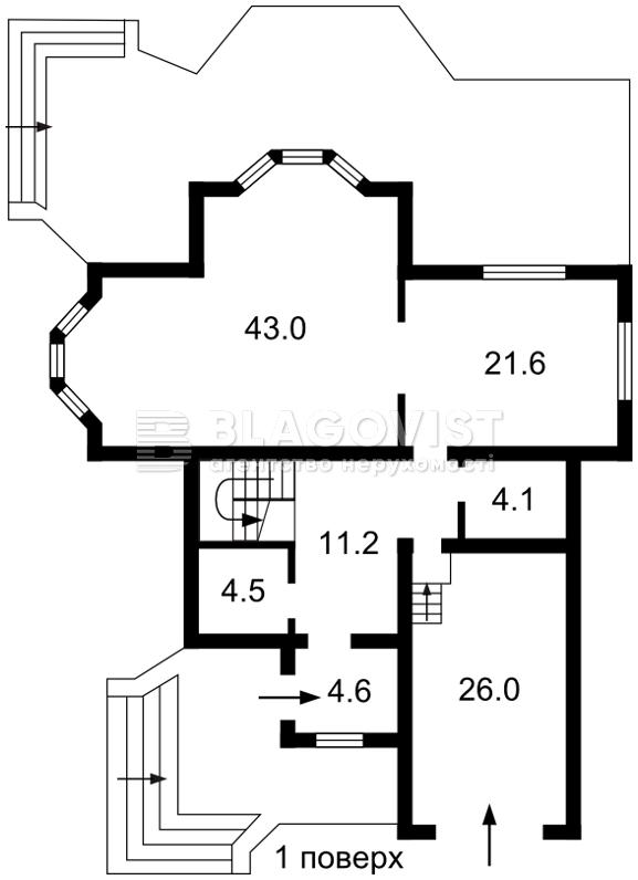 Дом X-10162, Вишенки - Фото 3