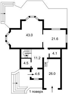 Будинок Вишеньки, X-10162 - Фото 1
