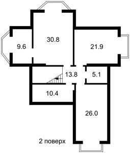 Будинок Вишеньки, X-10162 - Фото 2