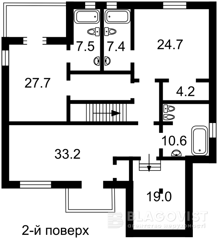 Будинок C-102387, Козин (Конча-Заспа) - Фото 3