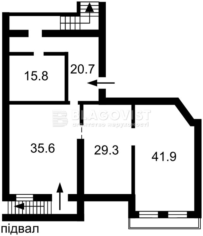 Нежитлове приміщення, P-18446, Оболонська набережна, Київ - Фото 6