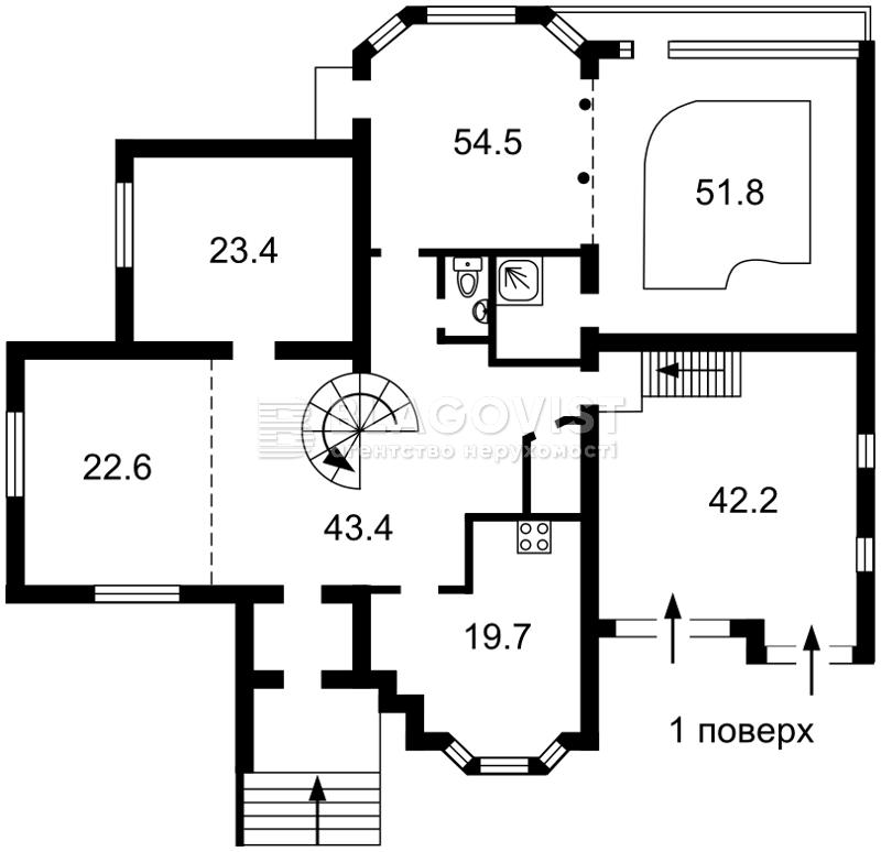 Дом H-36696, Карла Маркса, Вита-Почтовая - Фото 5