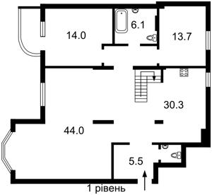 Квартира Лабораторный пер., 6, Киев, X-27078 - Фото2