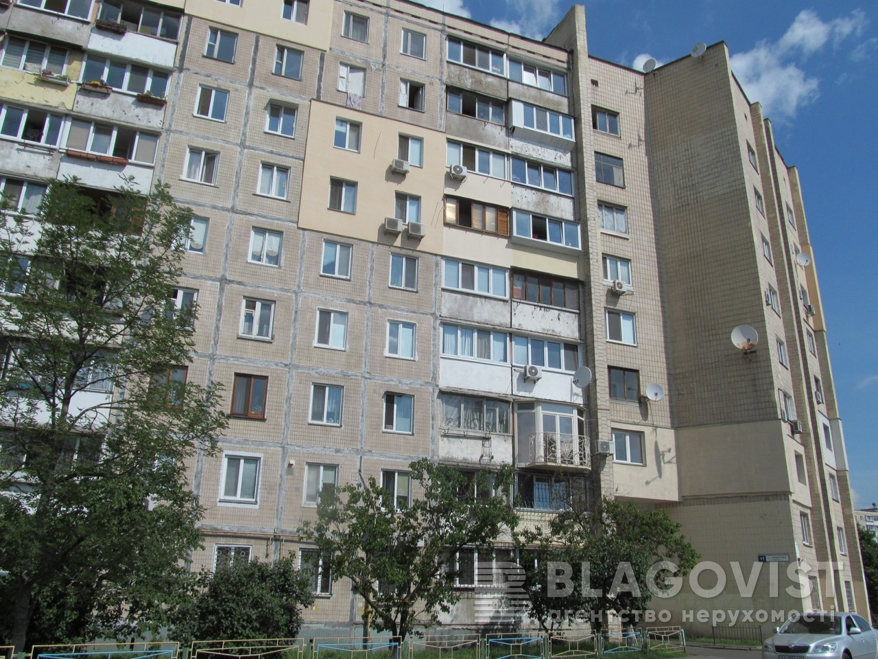 Квартира Z-800815, Приречная, 17, Киев - Фото 1