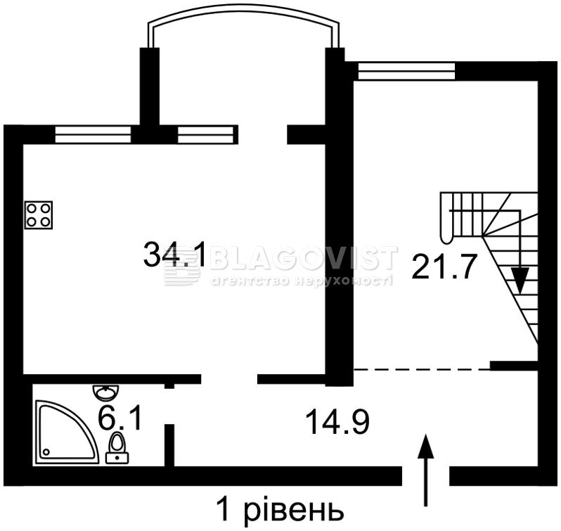 Квартира F-35936, Героев Сталинграда просп., 10а корпус 5, Киев - Фото 3