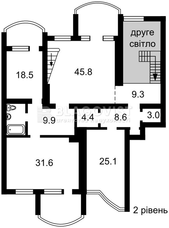 Квартира F-35936, Героев Сталинграда просп., 10а корпус 5, Киев - Фото 4