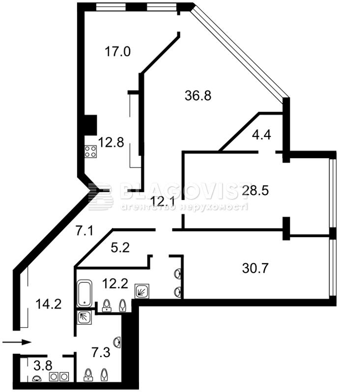 Квартира E-12674, Велика Васильківська, 72, Київ - Фото 4