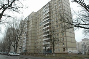 Квартира Пушиної Ф., 8, Київ, R-35344 - Фото