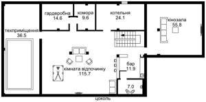 Будинок Малютянка, N-14272 - Фото 2