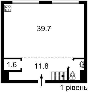 Квартира Луценко Дмитрия, 10, Киев, D-30747 - Фото 2