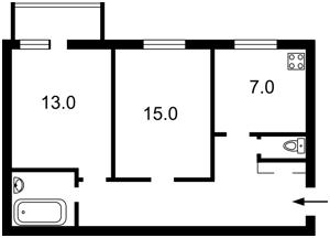 Квартира H-3300, Дарвина, 8, Киев - Фото 4