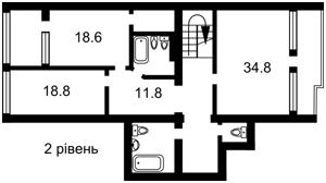Квартира Павловская, 18, Киев, C-72808 - Фото 3