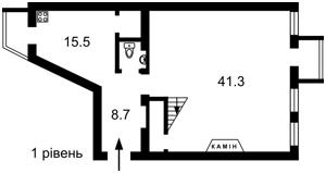 Квартира Большая Васильковская, 46, Киев, F-24642 - Фото2