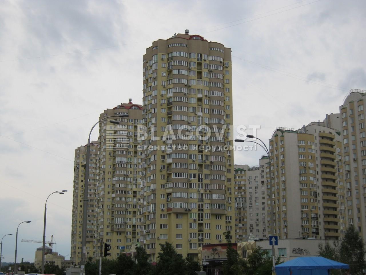 Квартира E-28111, Ахматовой, 46, Киев - Фото 1