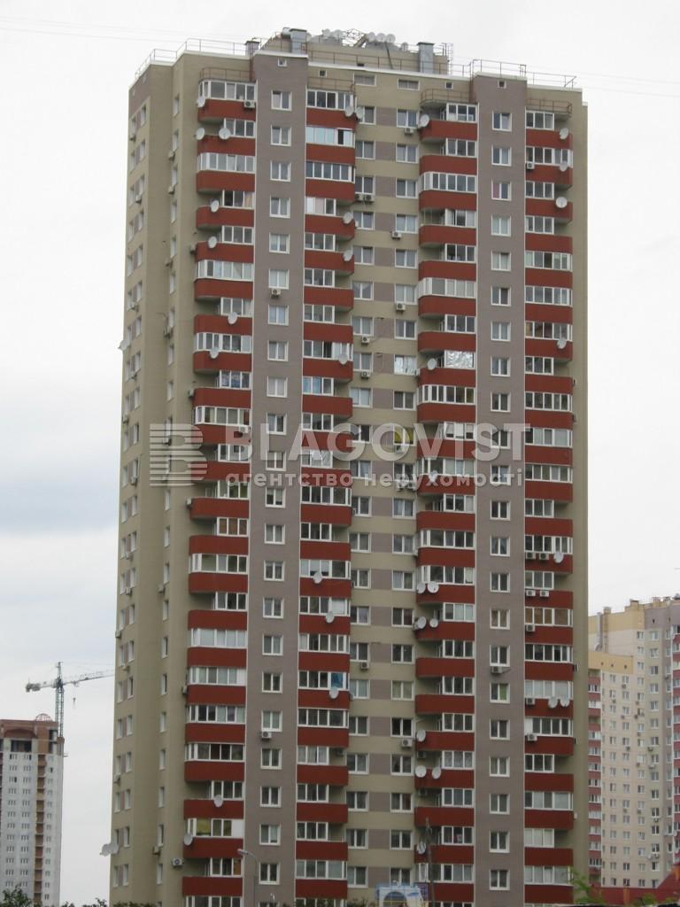 Квартира E-40487, Ахматової Анни, 24, Київ - Фото 1