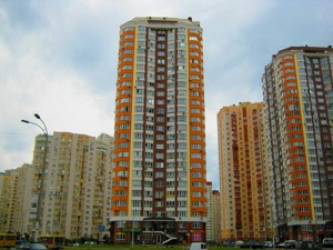 Квартира Ахматової Анни, 32/18, Київ, Z-513679 - Фото1