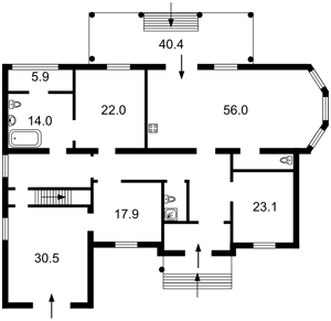Дом Буча (город), P-19141 - Фото2