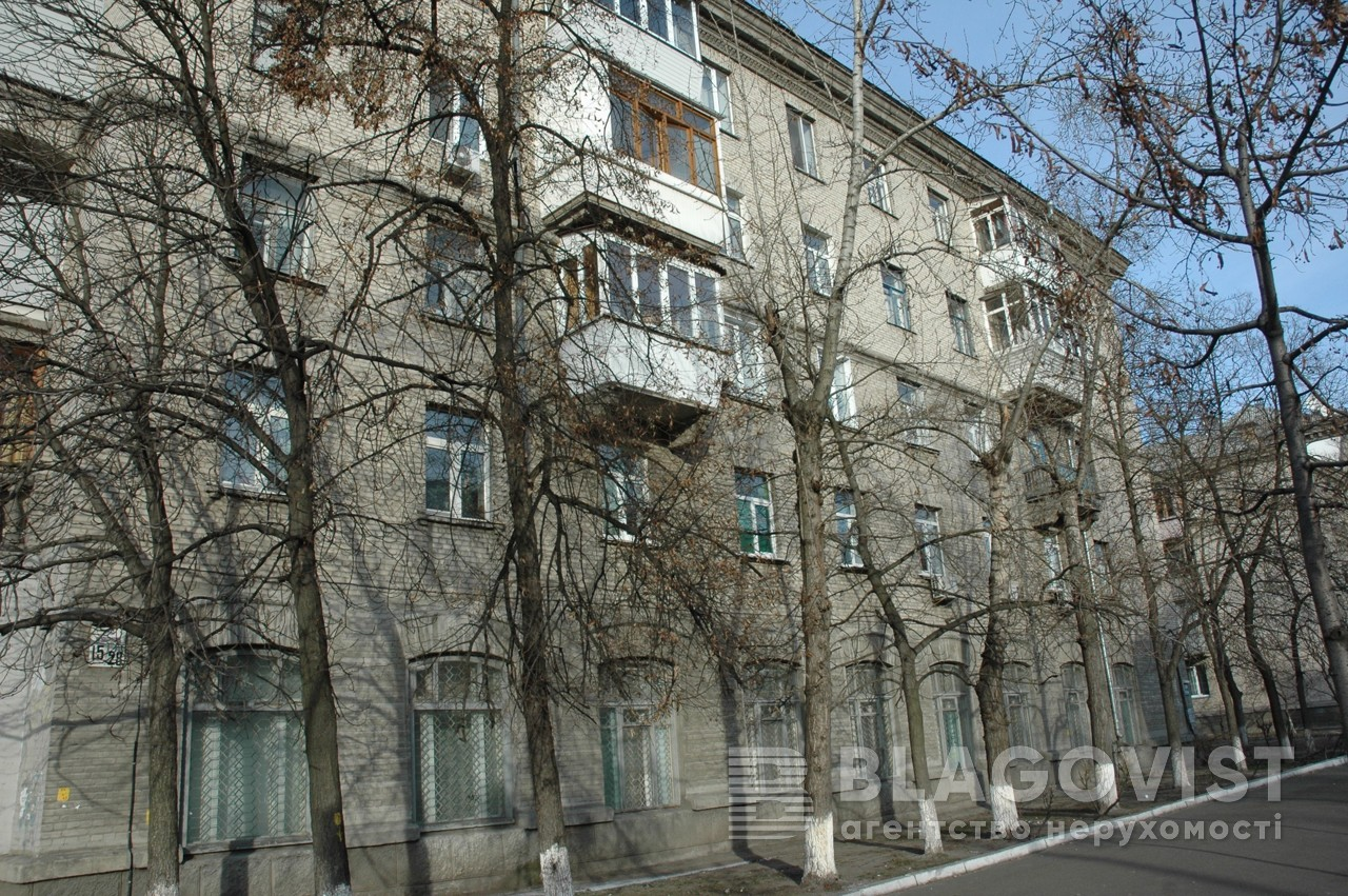 Квартира Z-808584, Строителей, 28/15, Киев - Фото 1