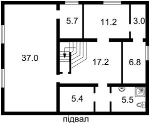 Будинок Лісова, Підлісся, C-102890 - Фото2