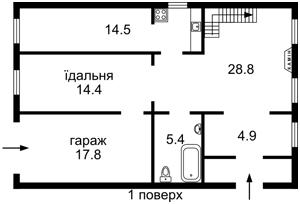 Дом Садовая (Осокорки), Киев, A-90371 - Фото 2
