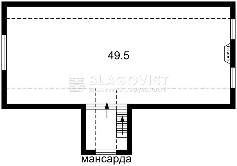 Будинок C-102801, Садова (Осокорки), Київ - Фото 4
