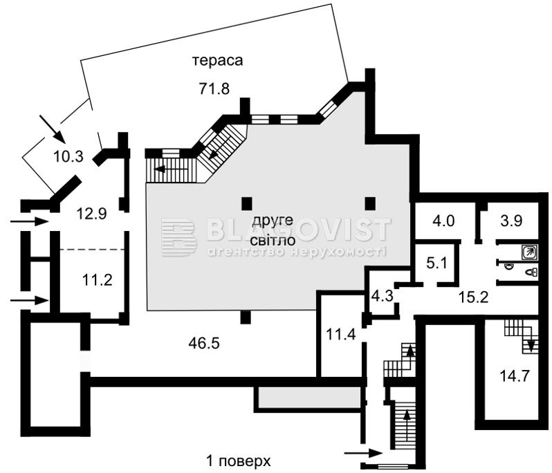 Нежилое помещение, Z-774345, Эрнста, Киев - Фото 2
