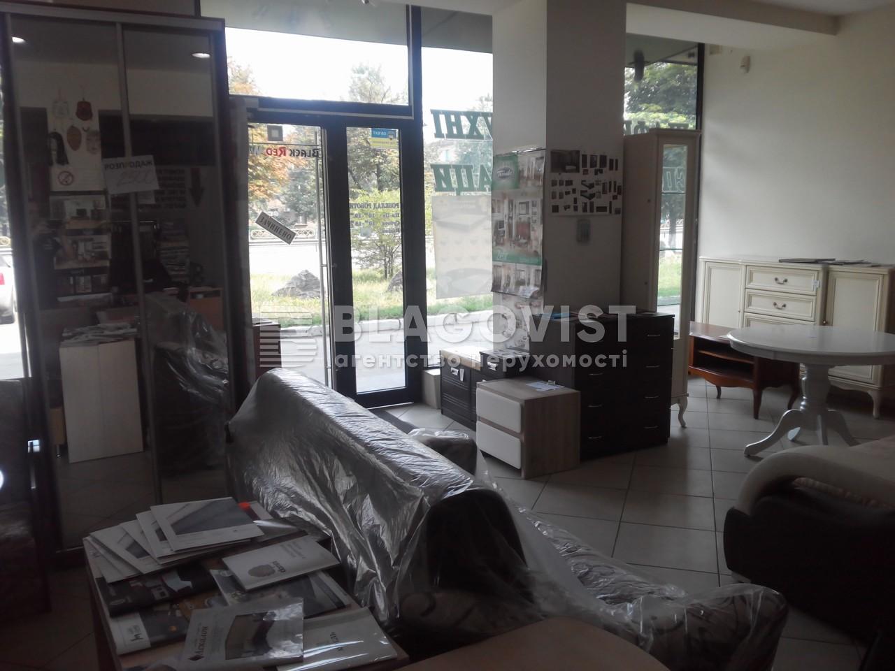 Нежилое помещение, X-33966, Гагарина Юрия просп., Киев - Фото 4