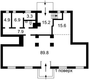 Магазин, Строителей, Киев, Z-1032975 - Фото 3