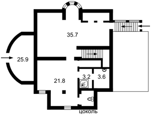 Дом Бровары, X-36577 - Фото 1