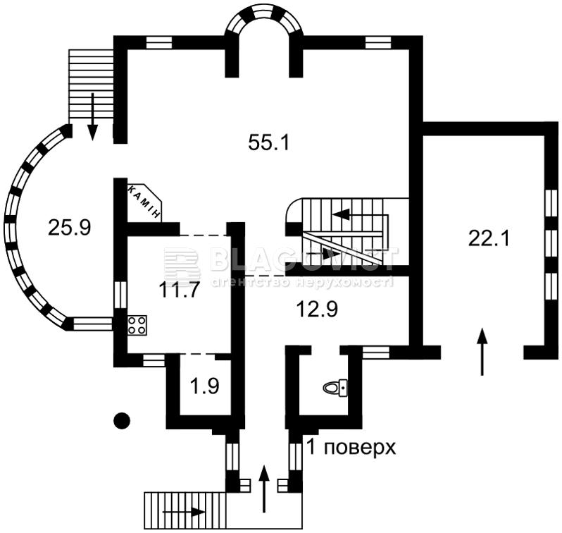 Дом X-36577, Бровары - Фото 4