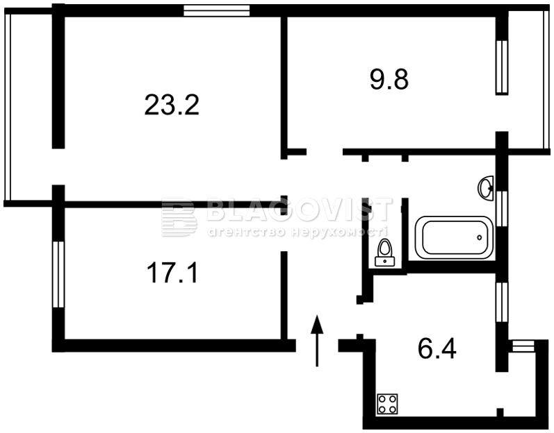 Квартира C-102925, Дарвина, 5, Киев - Фото 3