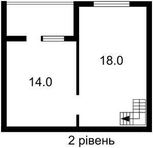 Квартира Z-1755816, Чавдар Елизаветы, 28, Киев - Фото 4