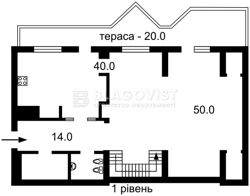 Квартира E-35332, Коновальца Евгения (Щорса), 32г, Киев - Фото 6