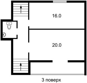 Дом Крюковщина, Z-148541 - Фото 4