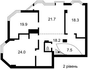 Квартира Кловский спуск, 5, Киев, A-106422 - Фото 3