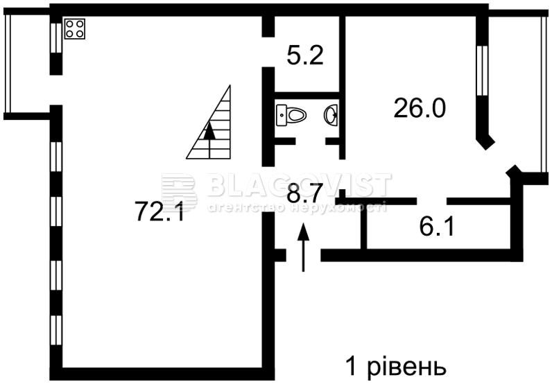 Квартира F-31587, Большая Васильковская, 46, Киев - Фото 3