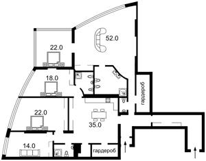 Квартира Панаса Мирного, 28а, Киев, C-103151 - Фото2