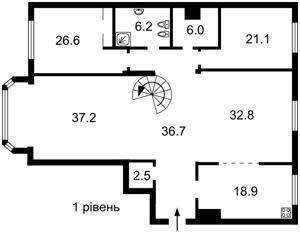 Квартира Коновальца Евгения (Щорса), 32а, Киев, C-103175 - Фото2