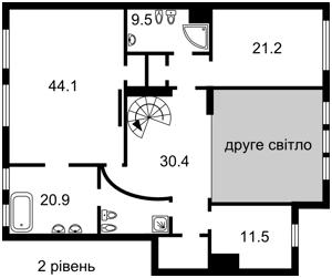 Квартира C-103175, Коновальца Евгения (Щорса), 32а, Киев - Фото 6