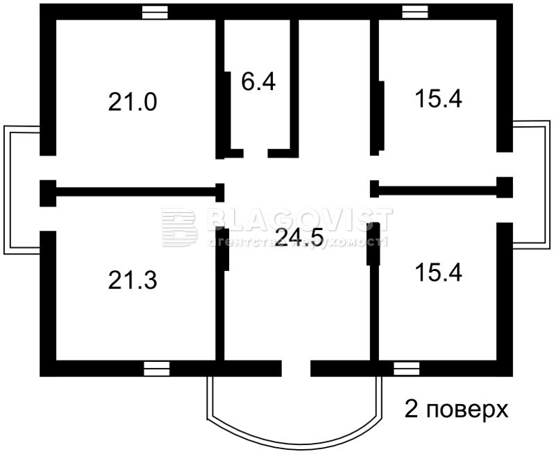 Дом X-28757, Садовая, Вишенки - Фото 4