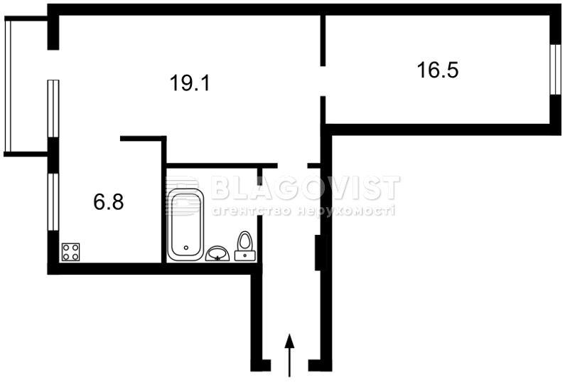 Квартира E-16755, Терещенківська, 7/13, Київ - Фото 3
